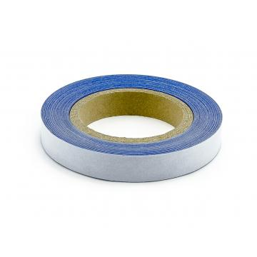 Non-residual tamper evident VOID OPEN adhesive tape 20mm 50m, blue
