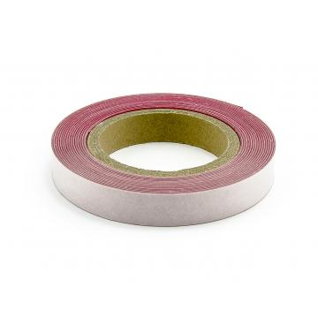 Non-residual tamper evident VOID OPEN adhesive tape 20mm 50m, red