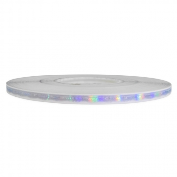 Holographic certification stripe - 200m